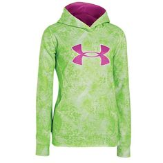 Green and pink Under Armour sweatshirt for girls Under Armour Outfits, Nike Under Armour, Under Armour Jackets, Athletic Outfits, Sport Outfits, Cool Outfits, Under Armer, Under Armour Sweatshirts, Oufits Casual