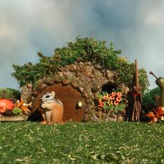 Humbug Fairy House – Enchanted Gardens
