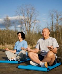 Basic Yoga Poses for Senior Citizens