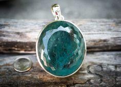 Aquamarine pendant large aquamarine trillion by naturalrockshop aquamarine pendant large rare aquamarine by naturalrockshop aloadofball Gallery