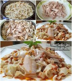Saçaklı Tarifi – Pilav tarifi – The Most Practical and Easy Recipes Meat Recipes, Snack Recipes, Dinner Recipes, Snacks, Food Articles, I Foods, Slow Cooker, Cabbage, Food And Drink