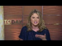 Gayle Guyardo interviews Jenna Bush Hager