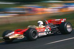 1970 - Rindt (Lotus49) - SPA