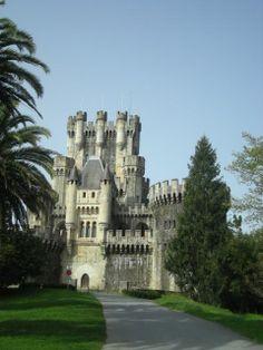 Castello de Butron, Spain
