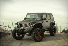 STARWOOD MOTORS – JEEP WRANGLER NIGHTHAWK #StarwoodMotors #Jeep #WranglerNightHawk #design