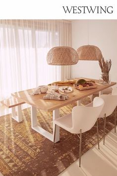 Home Room Design, Interior Design Living Room, Diy Wall Decor For Bedroom, Home Decor, Dining Chairs, Dining Table, Concept Home, Cafe Interior, Living Room Modern