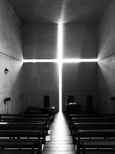 Visión interior de la capilla. Fotografía de Luis Lope de Toledo.