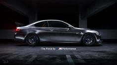 BMW E92 M3 GTS | CGI on Behance