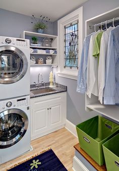 Millennials may be willing to sacrifice extra square footage in a home and even features like an outdoor kitchens or two-story foyer. But there's one thing they say they aren't willing to sacrifice in a new home: A separate laundry room.