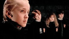 Draco checking Harry out! #drarry ❤❤❤❤❤