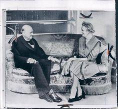 1956 Photo British Prime Minister Winston Churchill  | eBay