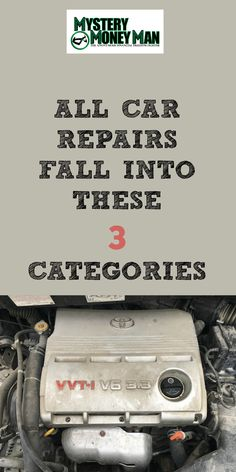 MMM explains how you can save money by learning how to prioritize your car repairs.