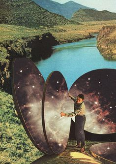 Rearranging the universe