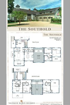 Southold Barn Home.