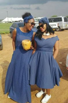 Shweshwe Dresses, South African Fashion, Traditional Weddings, African Design, African Beauty, African Dress, Beautiful Things, My Style, Baby