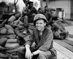Teenage Warrior - Saigon 1968 - Vietnam War