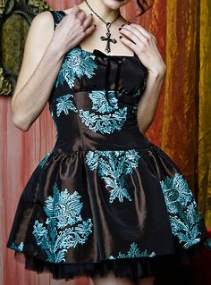 Victorian Ballet Dress by Shrine Clothing Gothic Dresses
