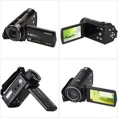 Best Andoer HDV-V7 1080P Full HD Digital Video Camera Sale Online Shopping