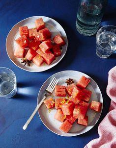 Recipe for a Friskier Fruit Salad