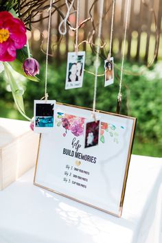 780 best wedding guestbook ideas images on pinterest guestbook diy instax photo guest book by fiftyflowers solutioingenieria Choice Image