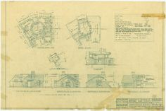 Original CCC construction documents - The Naturalistic Expression of the CCC_ At Home & Afield