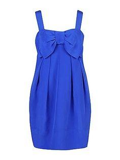 royal blue dress....NEED IT!