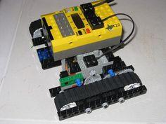 Lego Mindstorms. Programable RCX block (2008).