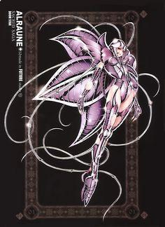 Queen de Mandrágora. Espectros de Hades. Sacred Saga. Saint Seiya Studio Future.