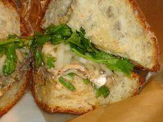 ベトナム風オイルサーディンサンドウィッチ by 風の谷のテパ [クックパッド] 簡単おいしいみんなのレシピが137万品
