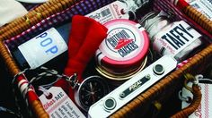 Picnic Basket welcome gift; Top Trends in Invitations for Special Events | Event Tools content from Special Events Magazine