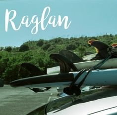 Raglan, the tiny surf town just across from Hamilton, is one of my absolute favourite places in New Zealand. It was here that a two-day visit ended up as 10 lazy beach days the first time I visited…