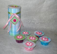 crystal light container craft - Google Search