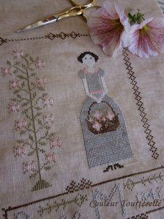 Detalle para cuadro o tapiz de habitación infantil