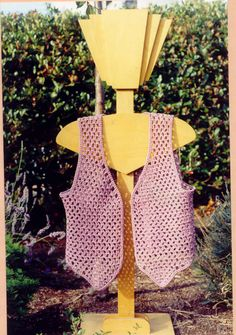 Free+Crochet+Mandala+Vest+Pattern   ... need baby boy vest bowtie crochet pattern related to boys vest pattern