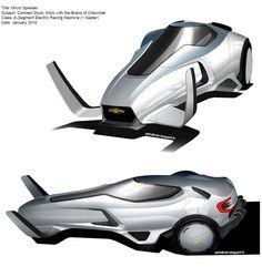 Transportation Design: MicroSpeeder