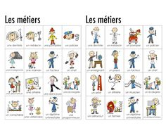 Madame Belle Feuille: Vocabulary Tools  Flash cards, word strips, handouts and lesson ideas free!