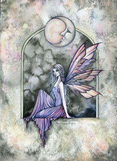 """Fairy At My Window"" - Molly Harrison"