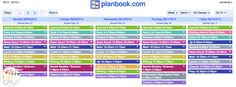 Planning for Next Year : Organizing the Year, the Day's Topics & Lesson Plans • What I Have Learned