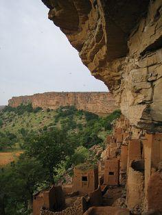 Treking in Mali - definitely on the list.