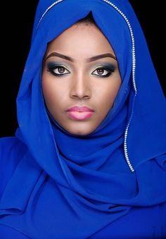 - take care - Nigerian beauty Black Women Art, Beautiful Black Women, Beautiful Eyes, Beautiful People, Beautiful Dresses, African Beauty, African Women, African Fashion, Ebony Beauty