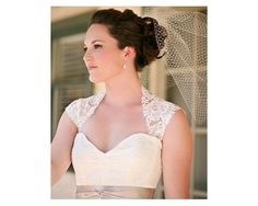 Los velos de novia para un look antiguo, vintage y bohemio seguirán en tendencia para este 2014. Foto #bodas #tendencias #velo #novia #2014