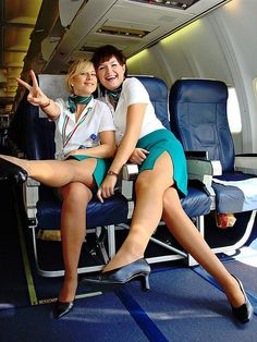 In Flight Entertainment! #stewardess #hostess flight attendant flight attendants