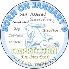 taurus january 9 birthday horoscope