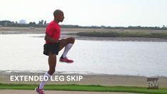 Meb Form: Three Skipping Exercises
