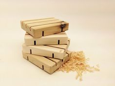 Ready to Ship FOUR Cedar Natural Wood Spa by PineBranchDesigns #buyfromwomen