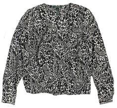 awesome Lauren Ralph Lauren Women's Foral Short Sleeve Wrap Shirt Check more at http://shipperscentral.com/wp/product/lauren-ralph-lauren-womens-foral-short-sleeve-wrap-shirt/
