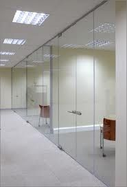 Image result for glass door in partitioning