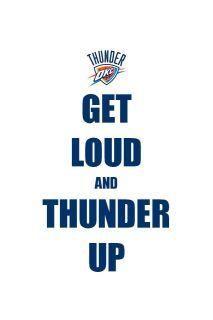 OKC Thunder Baby!!