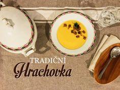 Tradiční hrachová polévka - Kuchařka pro dceru