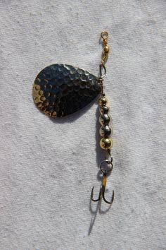 Fishing Lure Size 9 Spinning Bass Lure